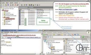 AddNetworkPrinters2.vbs - Überblick