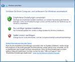 OOBE Windows 7 - 5. Windows Update