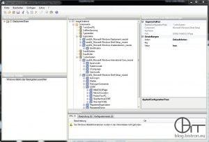 Windows System Image Manager - Erstellung XML-Antwortdatei